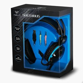 AULA COLOSSUS GAMING СЛУШАЛКИ